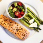 Keto Salmon Asparagus Recipe