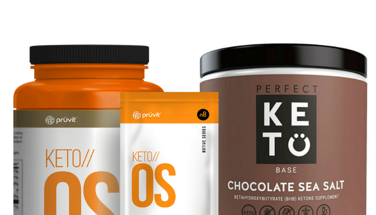Exogenous Ketones: Pruvit Keto OS vs Perfect Keto